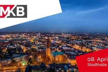 OMKB Bielefeld - Panorama Stadt Bielefeld