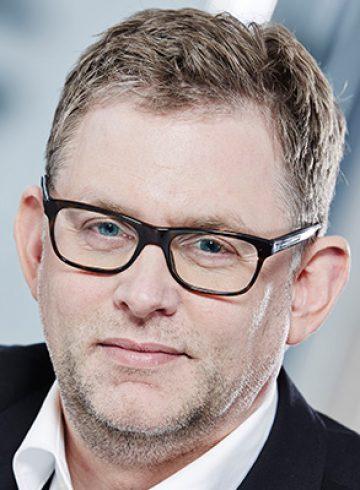 Sven Nöcker - Geschäftsführer der Werbeagentur MEDIUM in Bielefeld