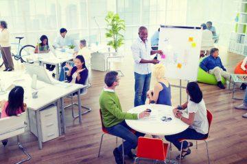 So kann ein Design Thinking Workshop aussehen