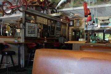 Bucks of Woodside Restaurant ind Woodside Kalifornien