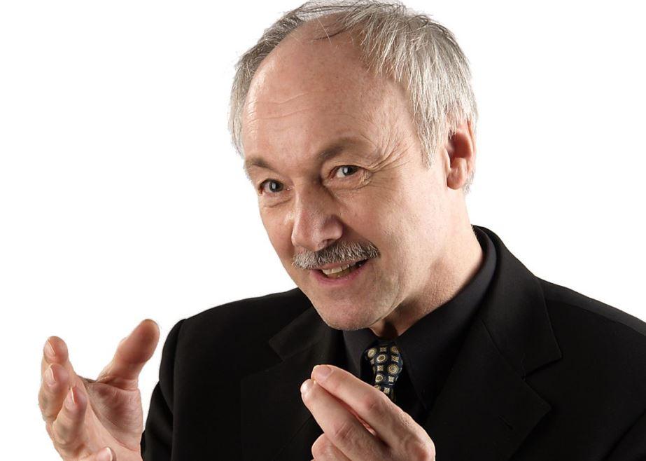 Professor Günter Faltin