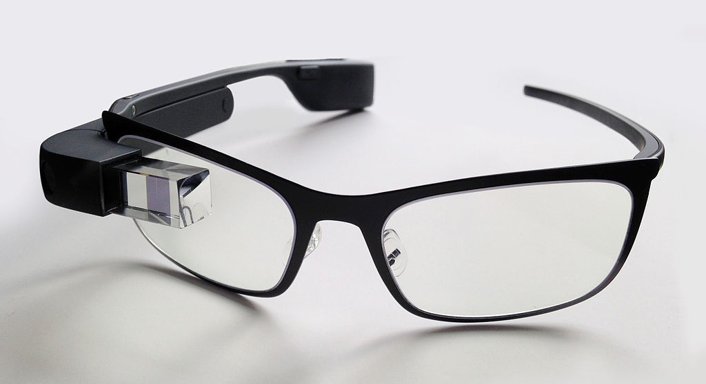 Google Glass (Foto: Mikepanhu / Wikipedia)