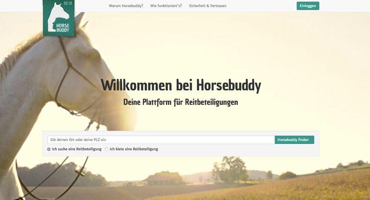 Horsebuddy-Plattform-fuerdigitale-Reitbeteiligung