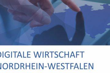 Studie Digitale Wirtschaft Nordrhein Westfalen