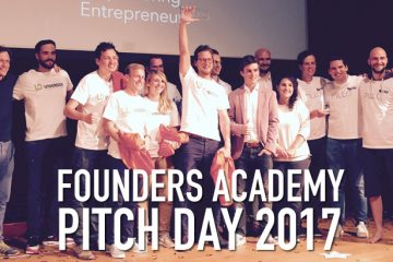 Founders Academy Pitch Day Juni 2017