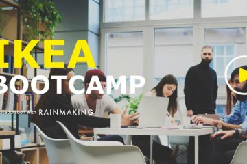 Screenshot Ikea Bootcamp Webseite