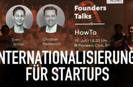 Internationalisierung von Startups mit Clevver Mail
