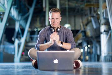 "Richard Gutjahr - Startup Advisor - Journalism Entrepreneur - ""Foto: Mathias Vietmeier"""