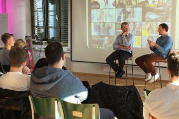 Startup Marketing mit Sebastian Hasenbrinck JUNIQE Founders Academy