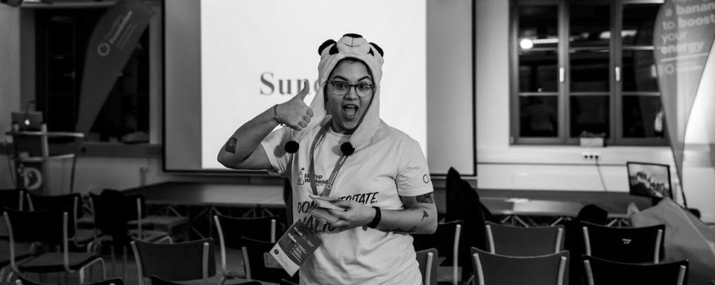 Alex Ximenez Startup Weekend Women OWL Fascilitator