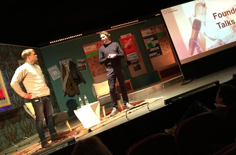 Startup Tipps von Sebastian Borek Founders Talk