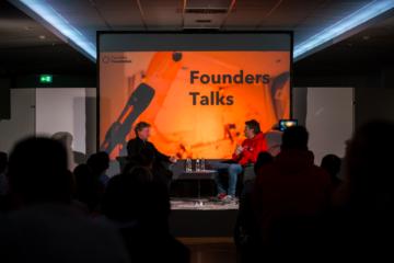 Founders Talk Jeff Saibene