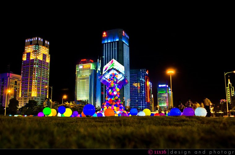 Hardware Startup in China - Shenzhen Skyline HAX HuaQuiangBei.