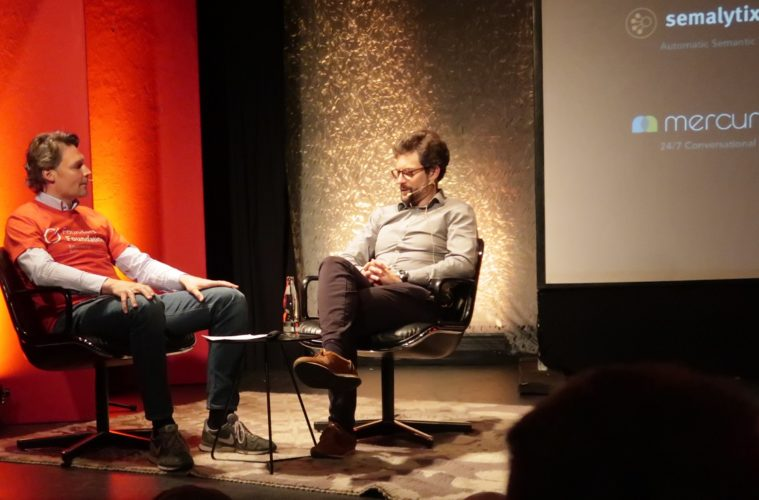 AI in OWL - Philipp Cimiano im Founders-Talk
