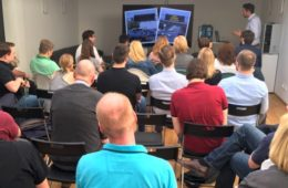 IoT OWLmeetup bei comspace itelligence Dries Guth Innovation Lab