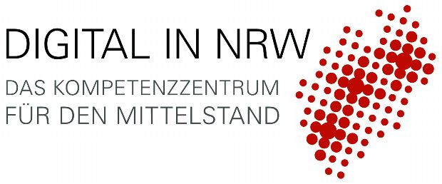 Digital in NRW Logo