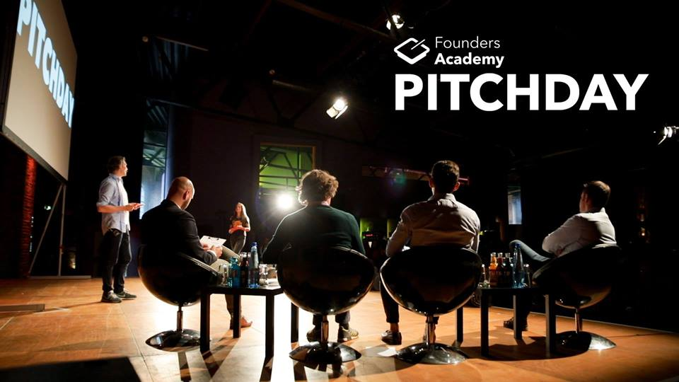 Founders Academy Pitchday