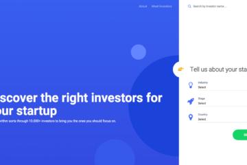 Glassdollar Startup und Investorensuche