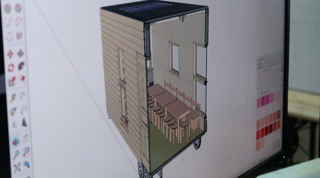 Tiny House Design digital