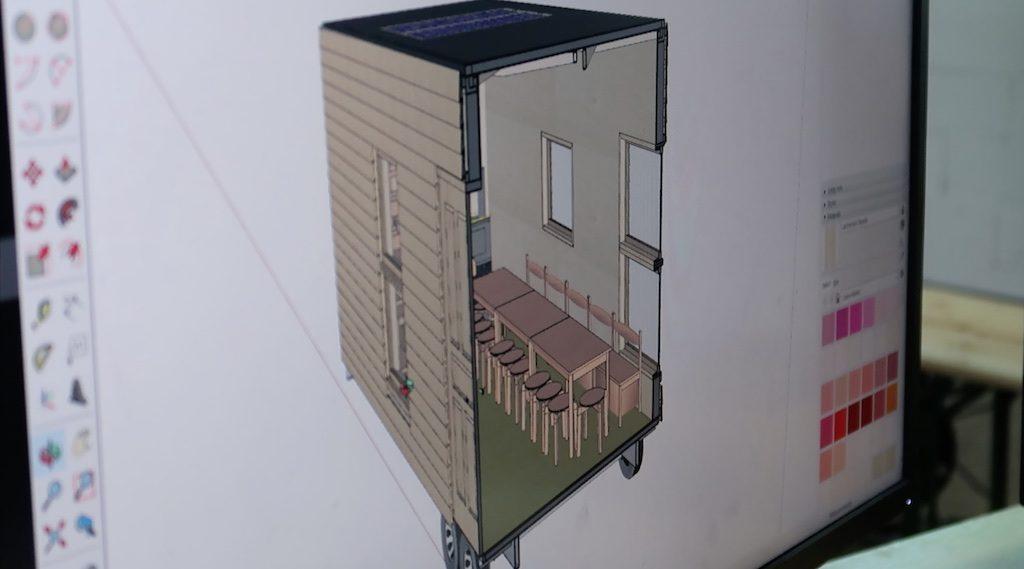 Tiny House Design digital