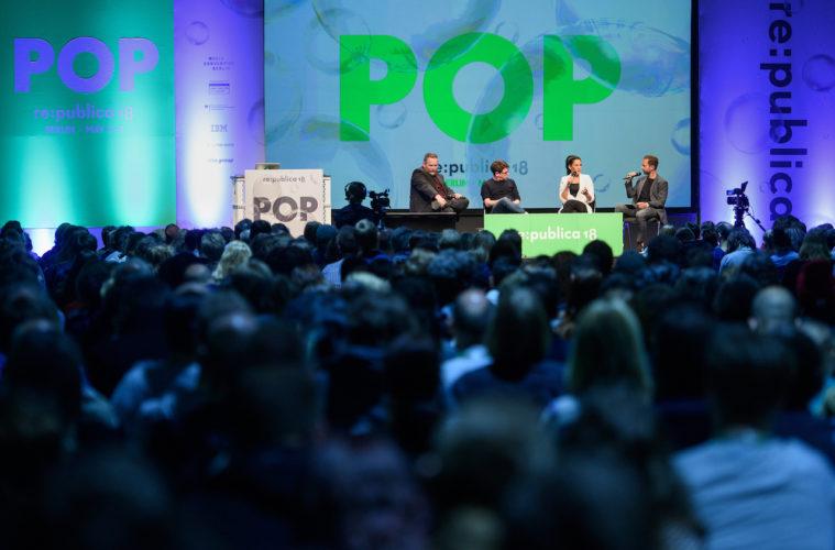 Sessions der re:publica 2018 für Startups