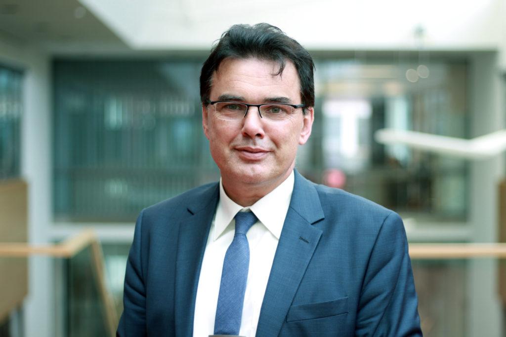 Leiter des Fraunhofer IOSB-INA und Initiator von LEMGO DIGITAL
