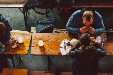 Marktbegleiter Food Startups
