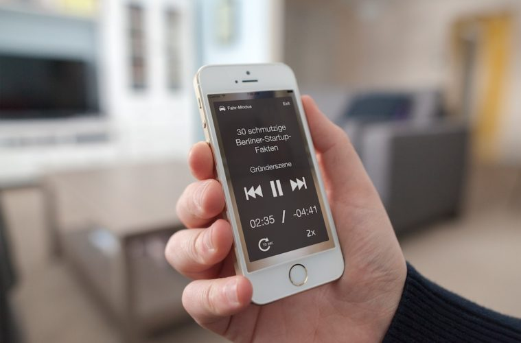 Narando - ReWrite Audio as a Servie
