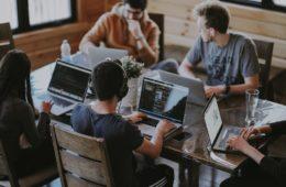 Arbeiten im Startup