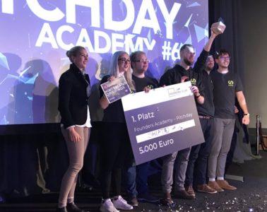 Founders Academy 6 Pitchday Bielefeld OstwestfalenLippe