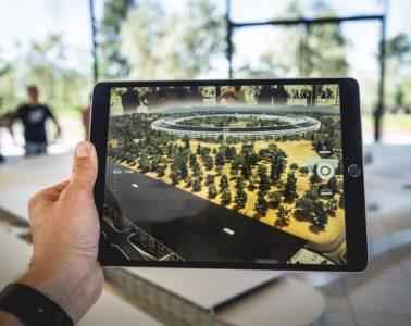 Marktbegleiter 11 - AR Augmented Reality Startups
