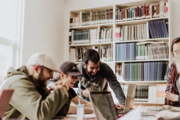 Mitarbeit im Startup Team