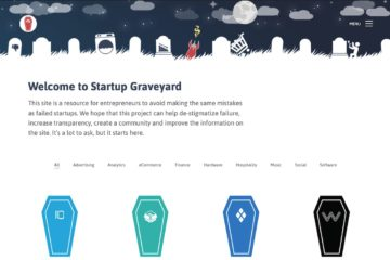 Startup Graveyard Cemetary Falis Friedhof